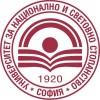 Университетът за национално и световно стопанство (УНСС) (лого)