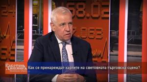 Алекс Нестор, вицепрезидент на Канадско-българската бизнес мрежа (снимка)